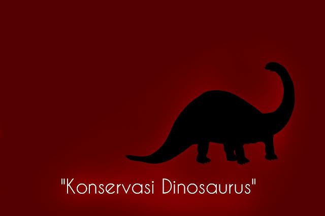 konservasi dinosaurus