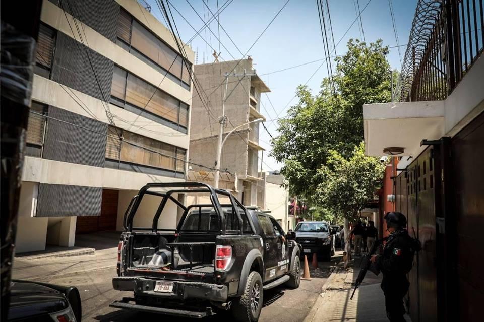38c0d9a09 Detienen a franeleros en Naucalpan  cobraban hasta 100 pesos