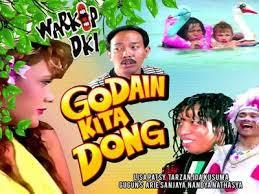 Godain Kita Dong Poster