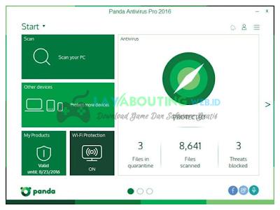 Panda Antivirus Pro 2017 17.0.1 Free Download
