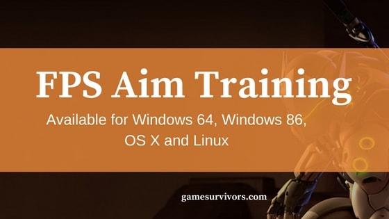 FPS aim training