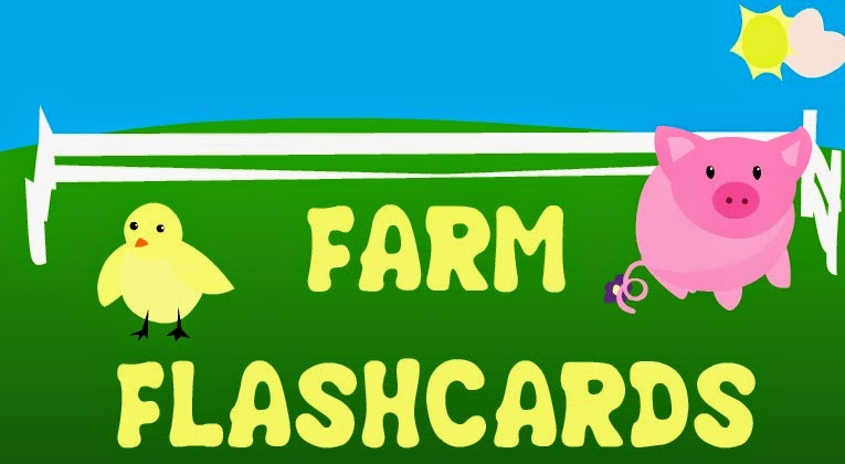 FARM FLASHCARDS