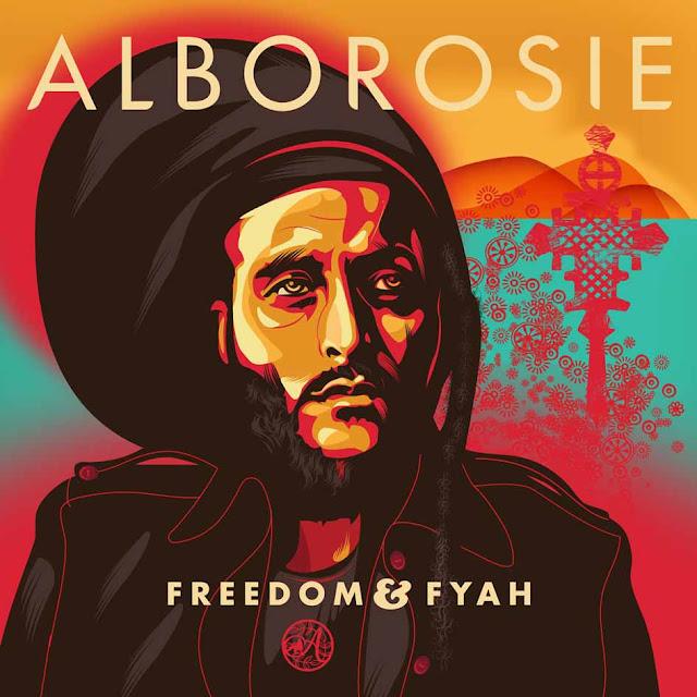 Alborosie Freedom & Fyah album cover art