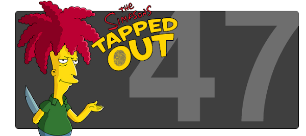 The Simpsons Tapped Out - Level 47