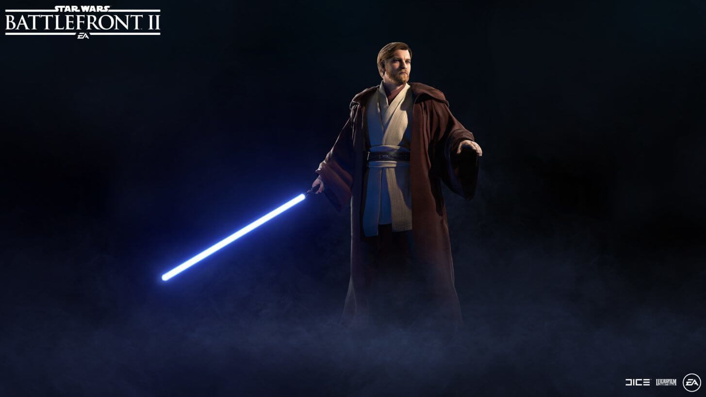 OBI-WAN KENOBI Is Coming To Star Wars Battlefront II With The Battle Of Geonosis Update