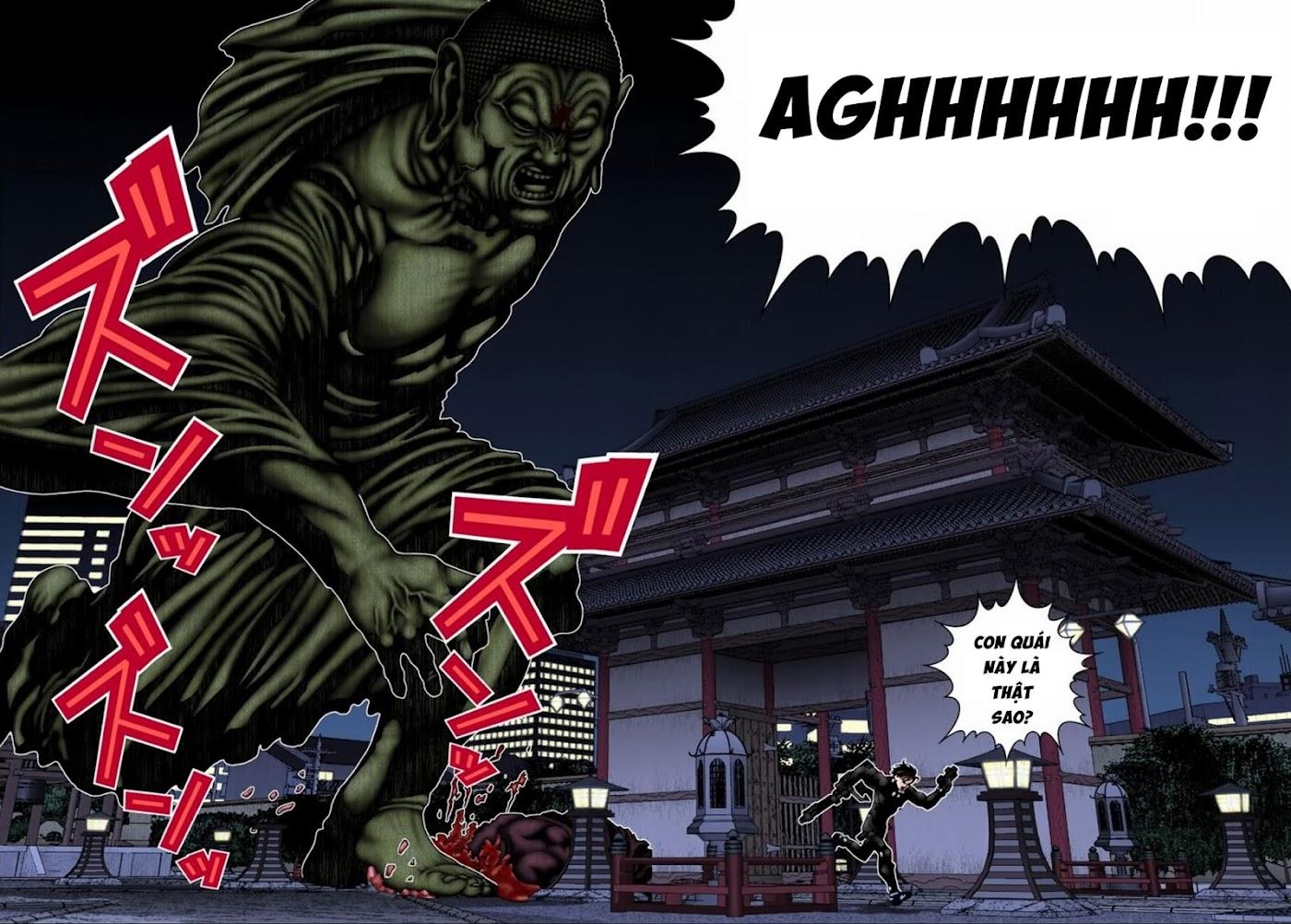 Gantz Chap 72: Tàn sát trang 6