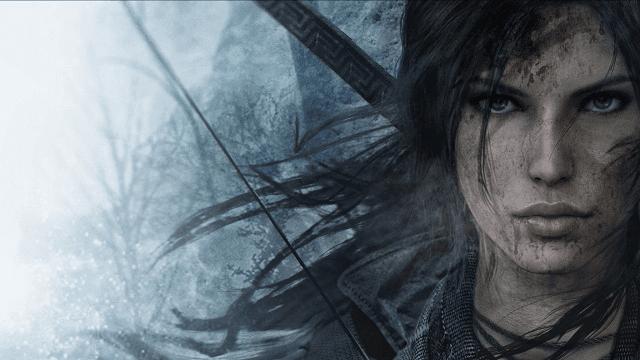 Lara Croft adalah sosok gadis yang tangguh dalam berbagai medan pertempuran