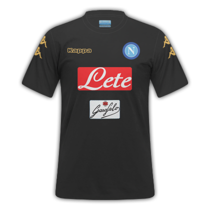 GT Camisas  Camisas Napoli 2016   2017 - Home 94a9989818544