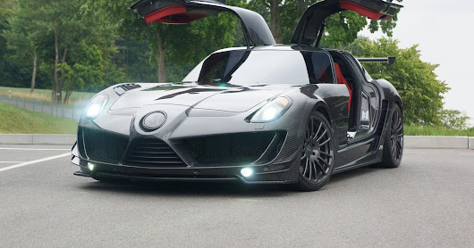 Mercedes-Benz SLS AMG Mansory Cormeum Price, Specification, Pics, Review