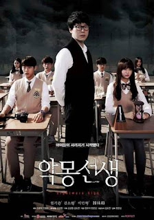 SINOPSIS Tentang Nightmare Teacher Episode 1 - 12 Terakhir