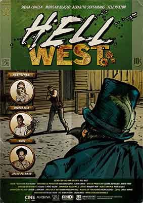 Hell West un western de género fantástico