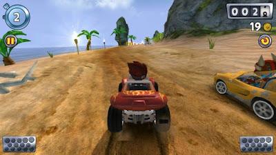 لعبة Beach Buggy Blitz مهكرة للاندرويد