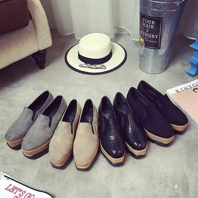 zapatos de plataforma con que ropa usarlos