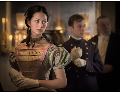 Image of Hannah James in Mercy Street (6)