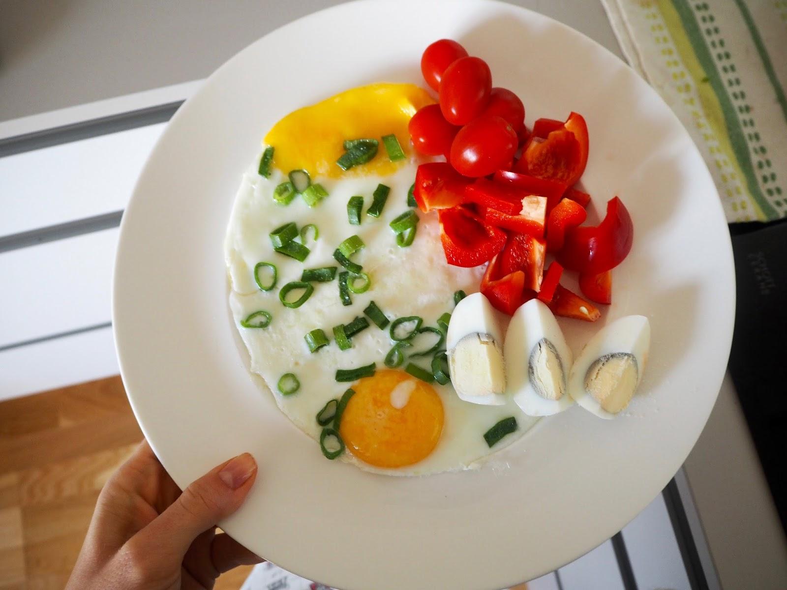 FOOD DIARY 4