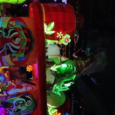 Robot Restaurant drums