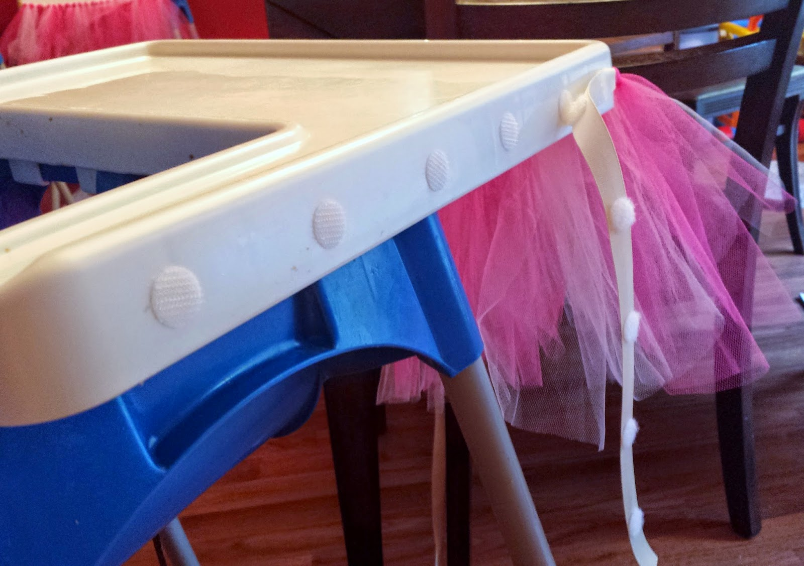 High Chair Tutu Universal Covers Triplets 43 Toddler Diy Tutus And Skirts