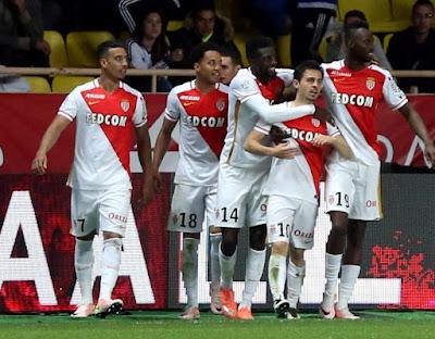 Daftar Skuad Pemain AS Monaco 2017-2018