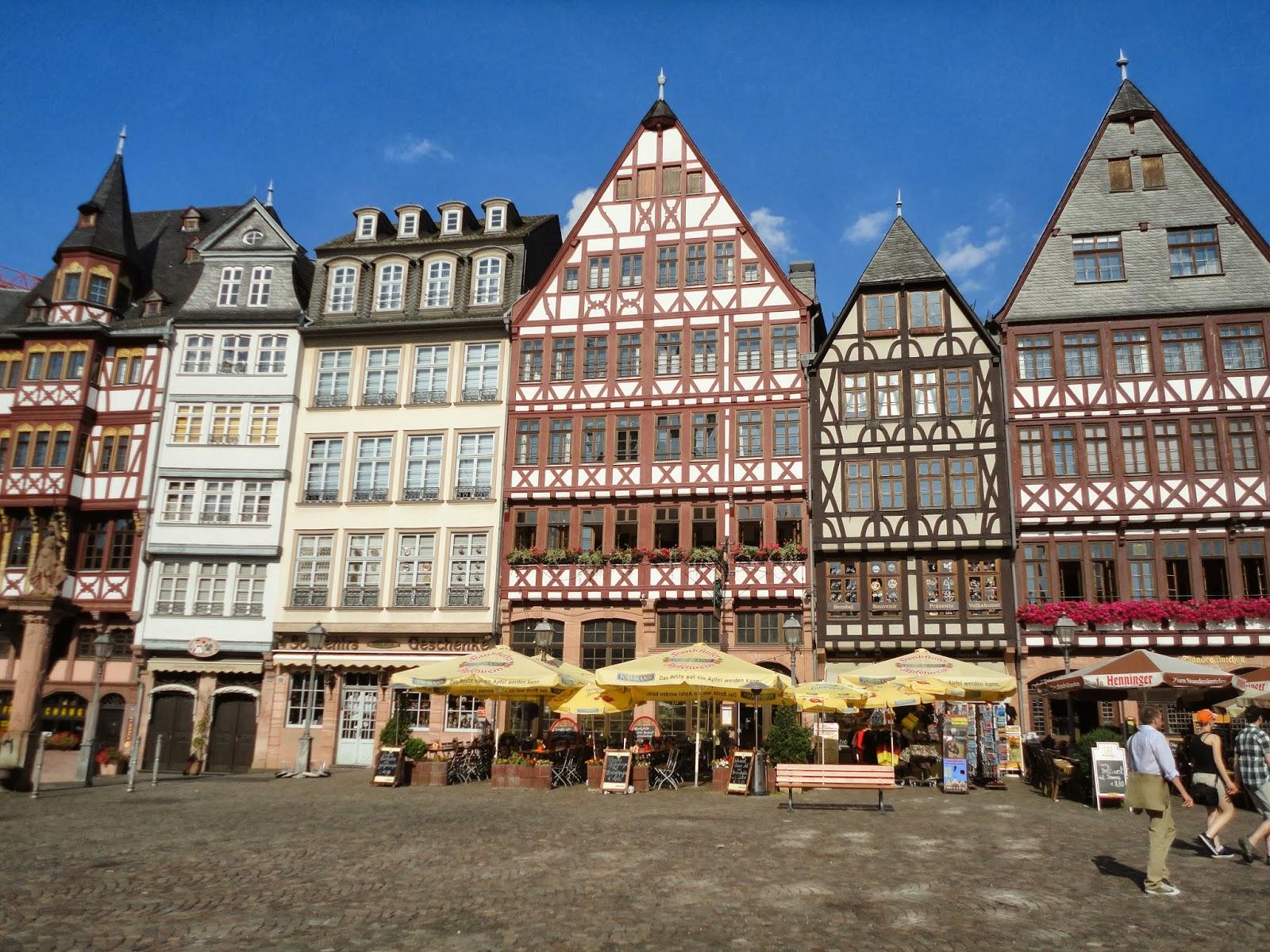 Solo unos Viajes: Frankfurt- Alemania