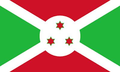 Logo Gambar Bendera Negara Burundi PNG JPG ukuran 400 px