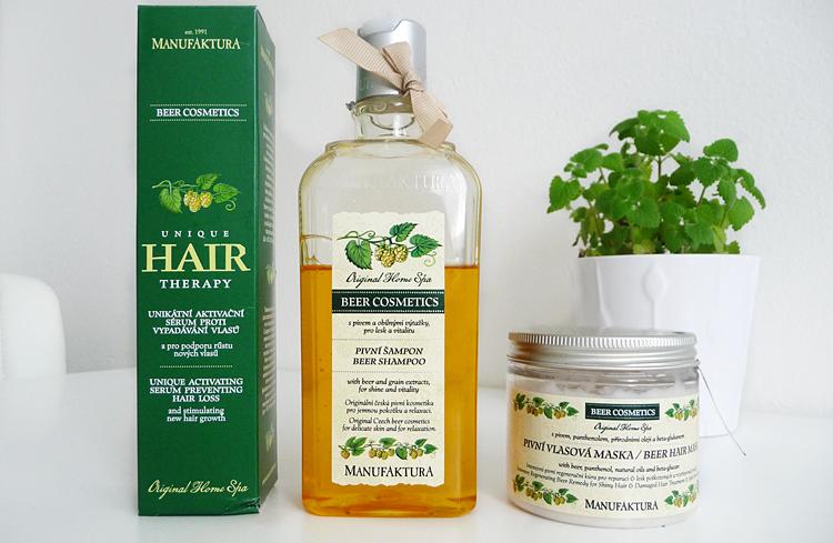 šampon proti padání vlasů recenze