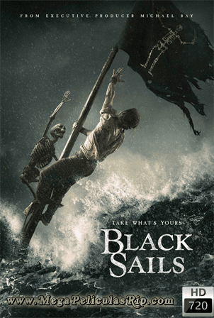 Black Sails Temporada 2 720p Latino