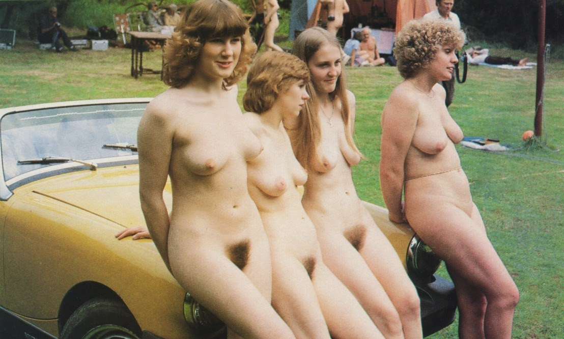Opinion obvious. Vintage nudist girls family consider, what