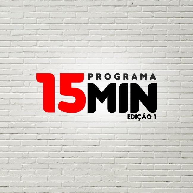 Programa 15 minutos edição 1 do dia 21 de novembro