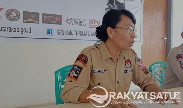 Mantan Ketua KPU Toraja Utara, Gagal Melangkah ke 6 Besar Calon Anggota Bawaslu