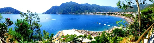 Marmaris Beaches - Icmeler