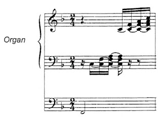 Arpeggio organ 3