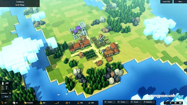 Kingdoms and Castles PC Full