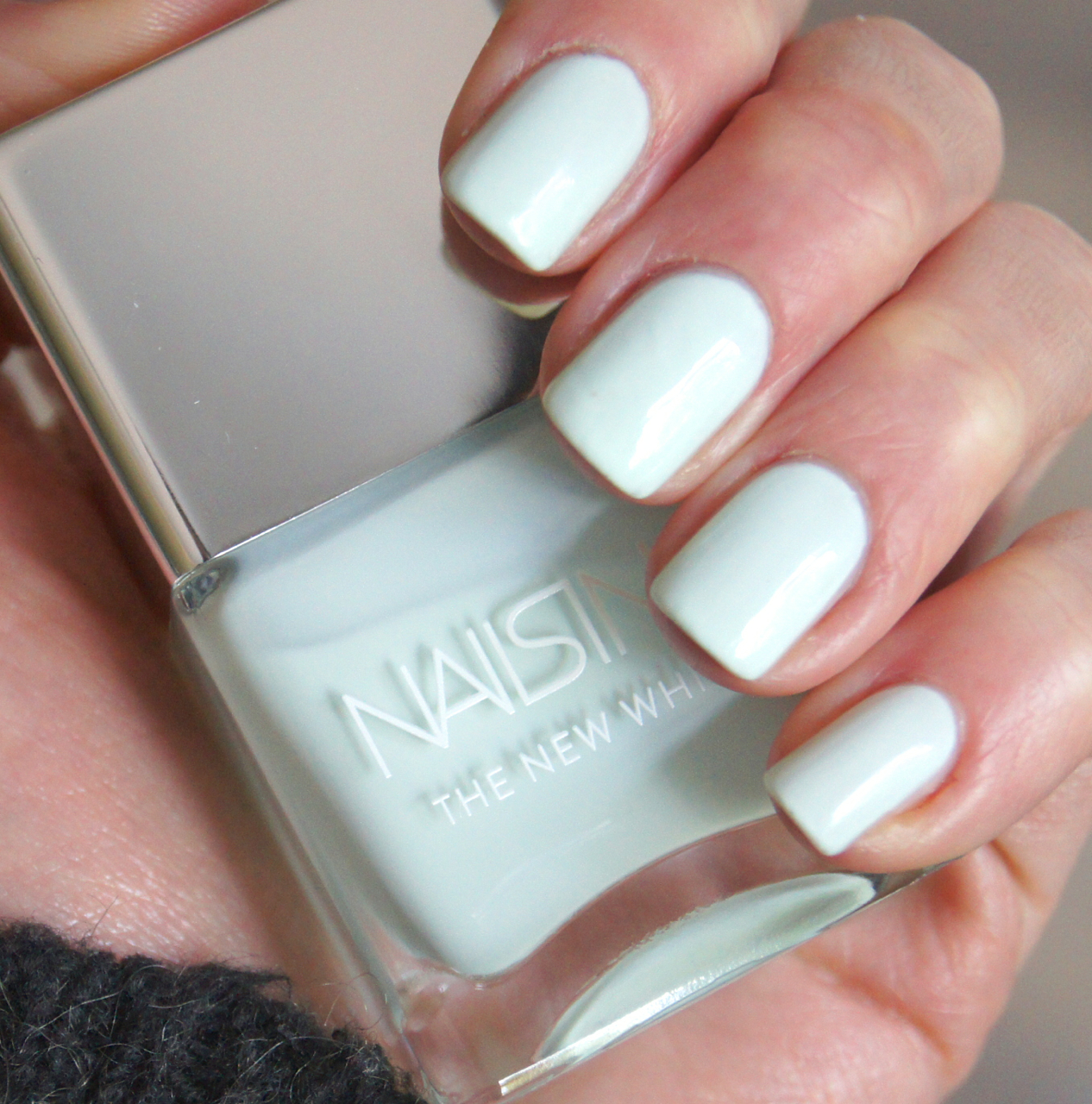 nails inc the new white swan street swatch