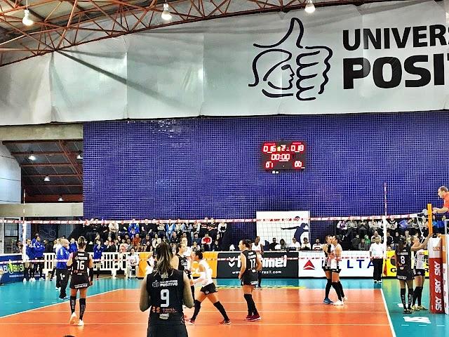 Curitiba Vólei vence Pinheiros e respira na Super Liga
