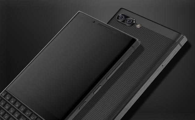 BlackBerry Athena | Dual Rear Cameras | 2018