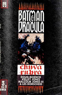 Batman & Drácula Chuva Rubra PDF MOBI LER ONLINE