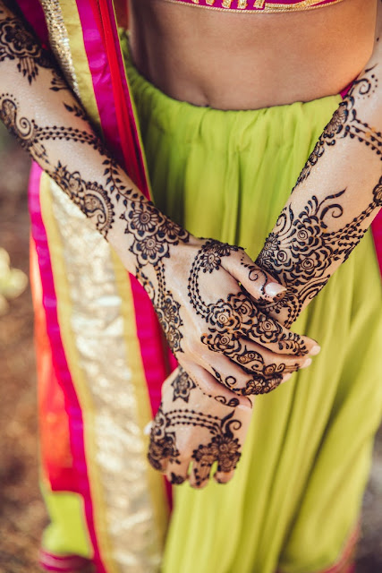Best mehndi design for hand
