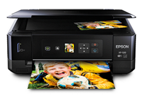 Epson XP-520 Drivers & Software Download