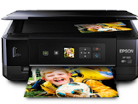 Epson XP-520 driver & software (Recommended)
