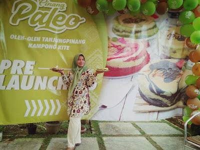 Lezatnya Cake Pinang Paleo Oleh-Oleh Kota Tanjungpinang