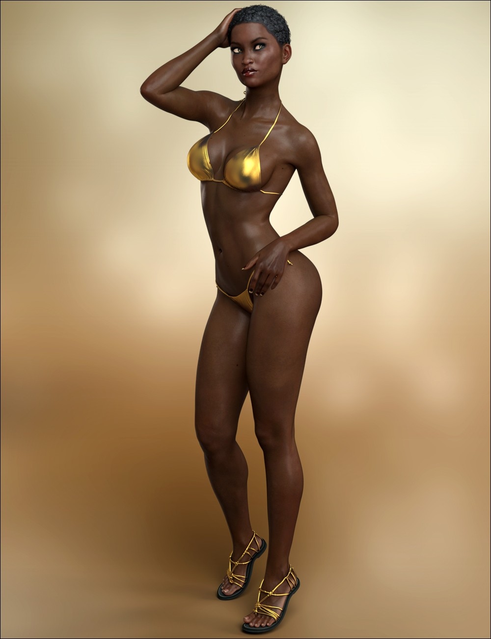 Sexy Ebony Females
