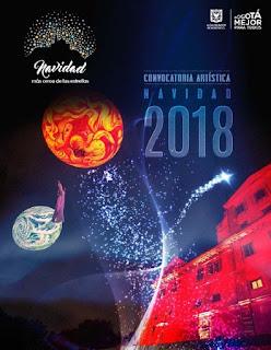 CONVOCATORIA artistas, espectáculo de NAVIDAD 2018