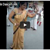 Indian Aunty Awesome Wedding Dance on Road