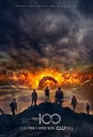 The 100: Season 4 (2017) Poster