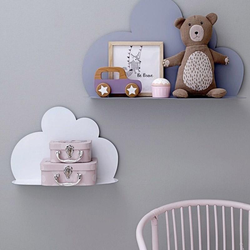 półeczki do dziecięcego pokoju