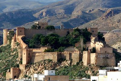 Almeria's Alcazaba