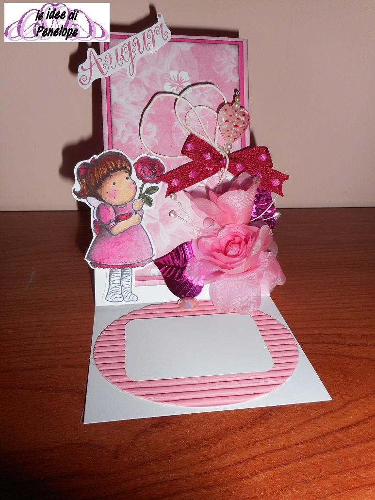 Le idee di penelope una piccola easel tutta in rosa for Aggiunta suocera