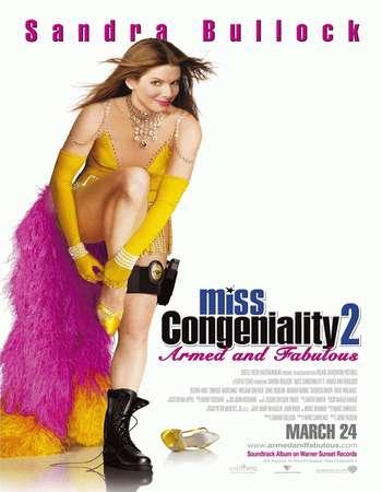 Miss Congeniality 2 2005 Hindi Dual Audio BluRay Full Movie Download