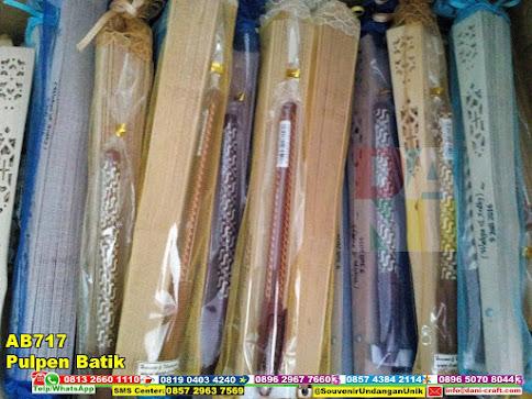 jual Pulpen Batik