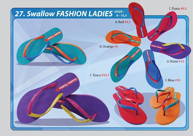 sandal lucu, Sandal Swallow terbaru, Jual Grosir Sandal Swallow